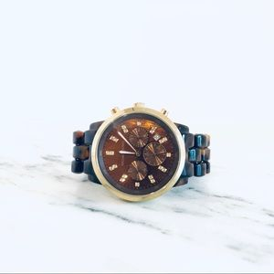 Authentic Michael Kors Tortoise Watch